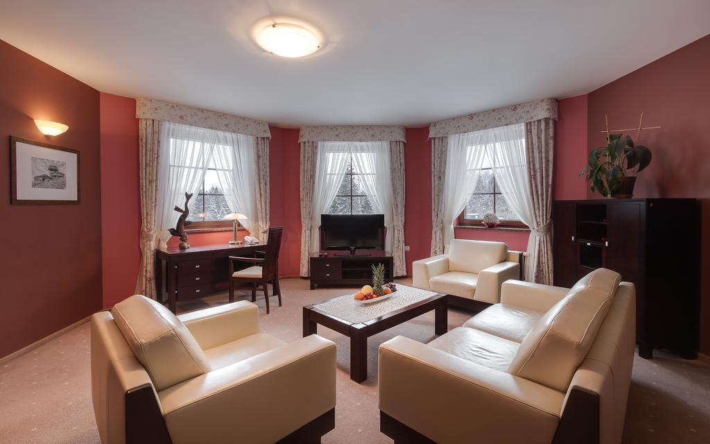Hotel Alpejski Польша Карпач