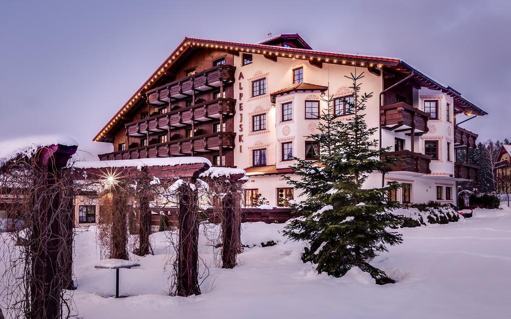 Фото Hotel Alpejski Карпач
