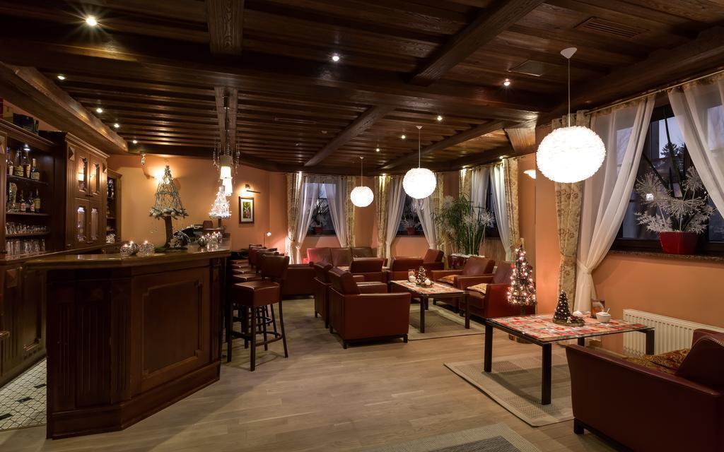Отель Hotel Alpejski Карпач