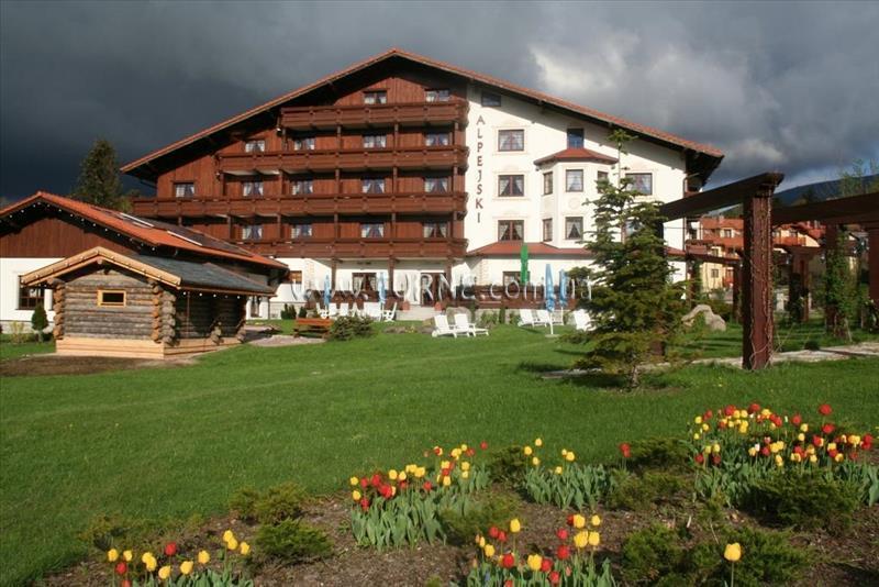 Фото Hotel Alpejski Польша