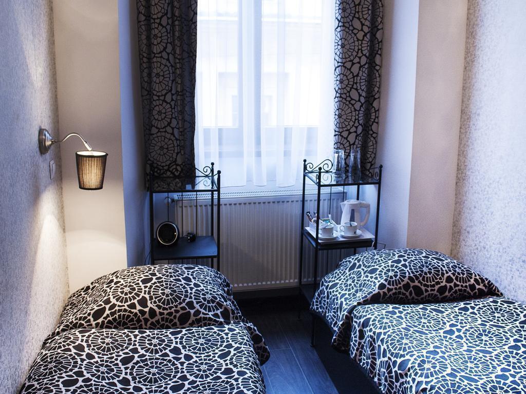 Отель Pergamin Apartments Краков