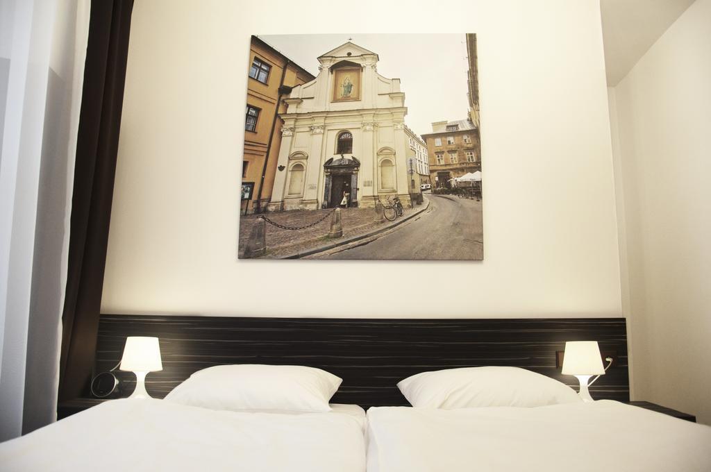 Отель Pergamin Apartments Польша Краков