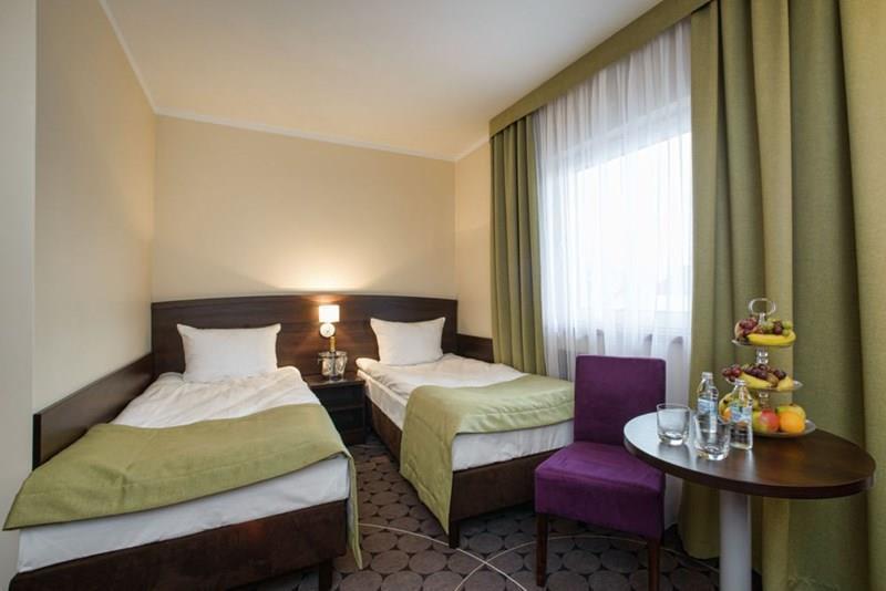 Отель Travel Hotel Краков