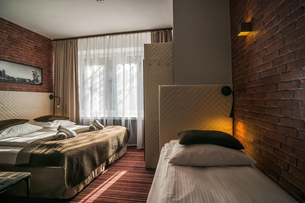 Отель Delta Польша Краков