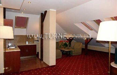 Отель Crown Piast Польша Краков