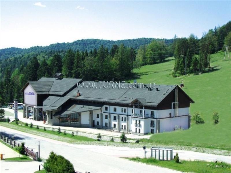 Hotel Jaworzyna Krynicka Крыница