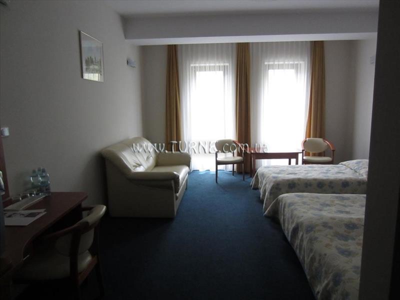 Фото Hotel Jaworzyna Krynicka Польша Крыница