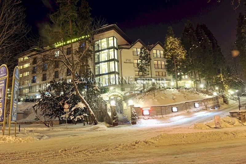 Hotel Prezydent Крыница