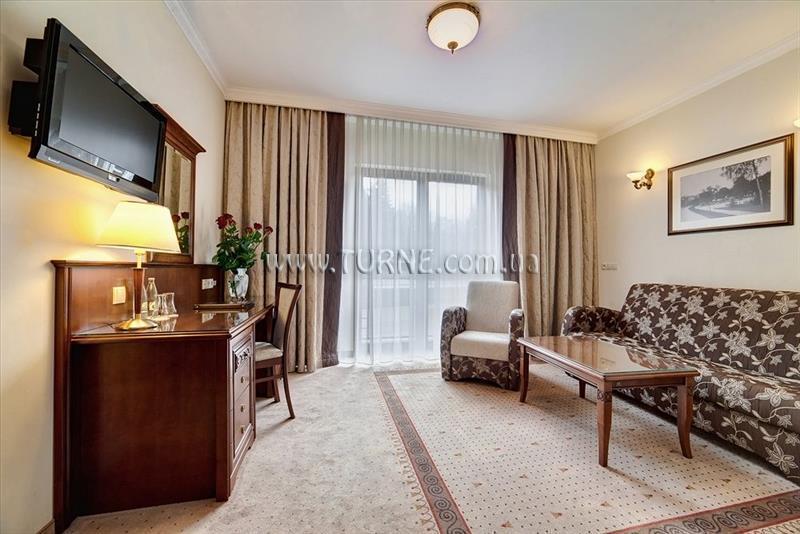 Отель Hotel Prezydent Крыница