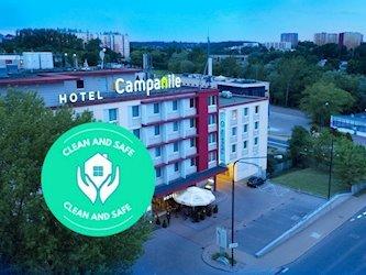 Campanile Lublin 3*, Польща, Люблін