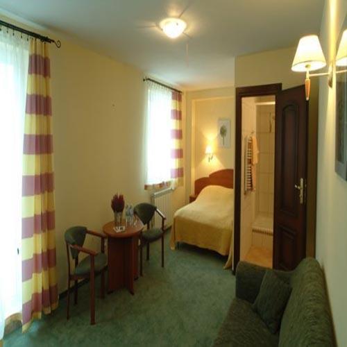 Отель Sasanka Шклярска Поремба