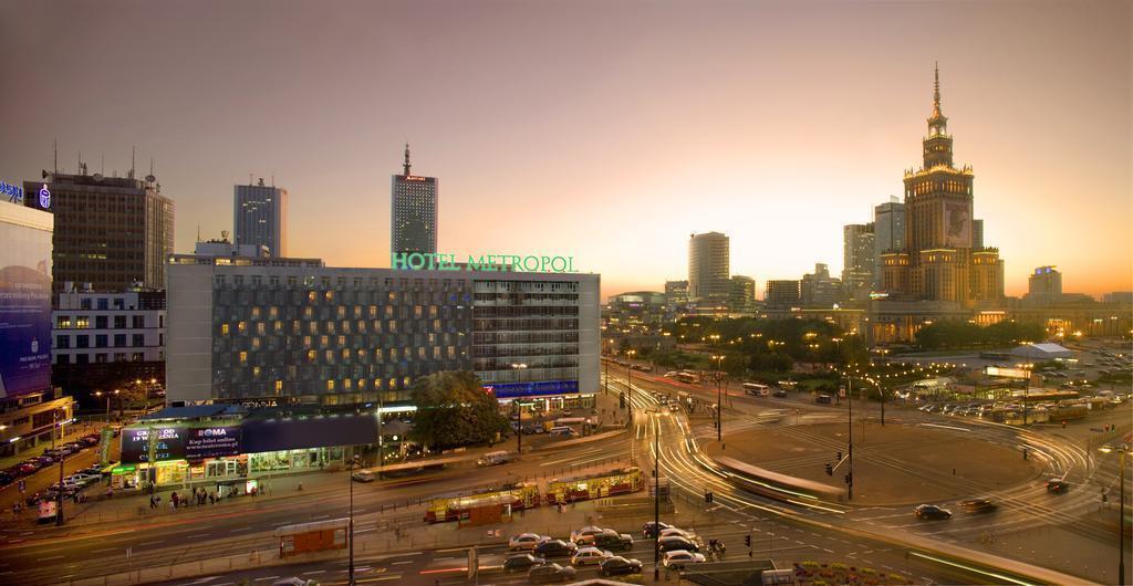 Отель Metropol Польша Варшава
