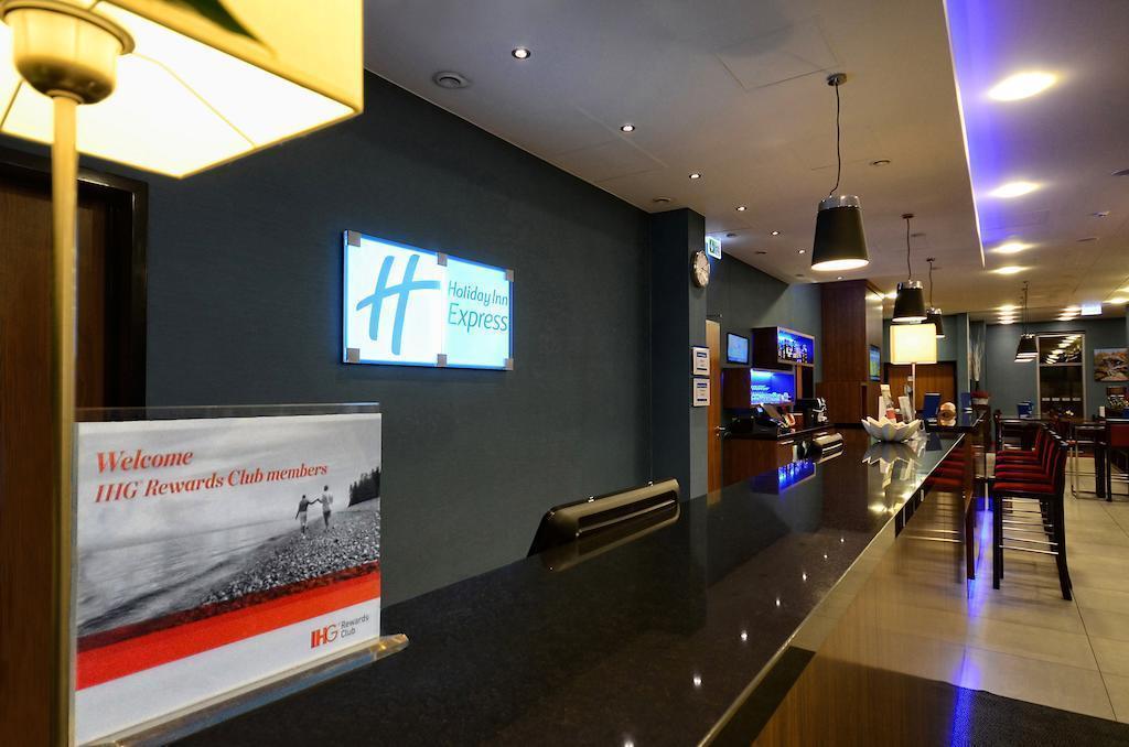 Отель Holiday Inn Express Warsaw Airport Польша Варшава