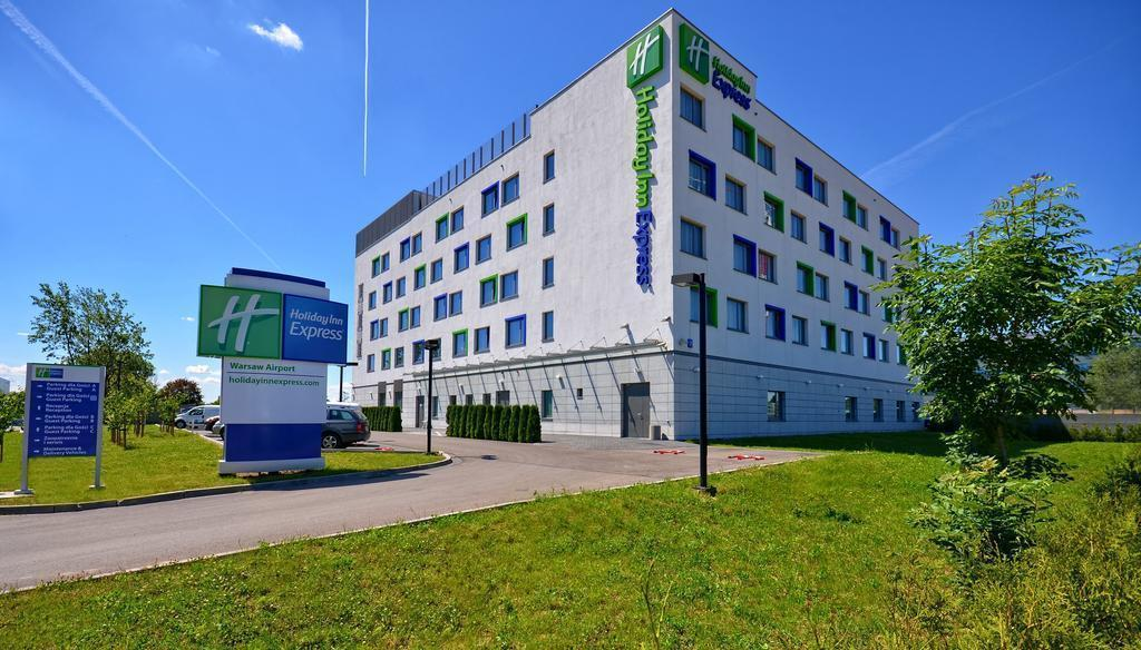 Holiday Inn Express Warsaw Airport Польша Варшава