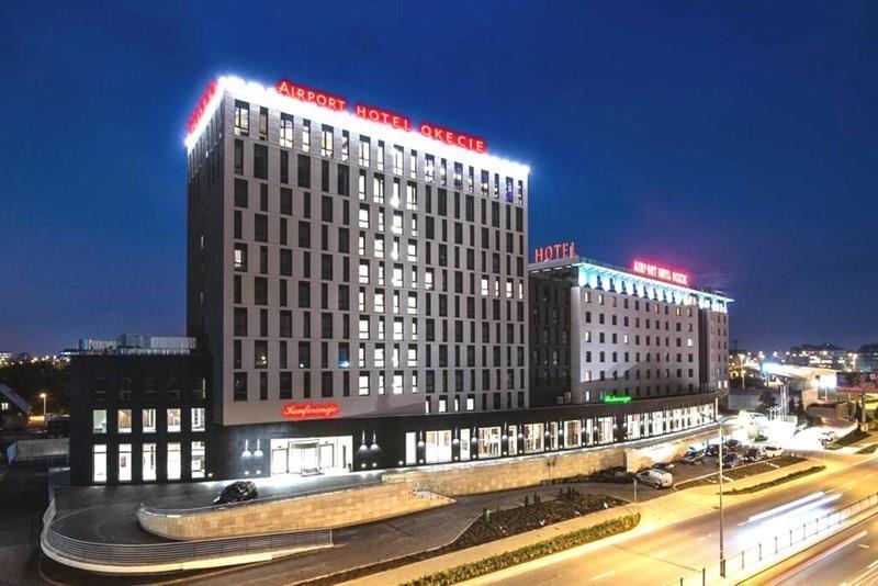 Airport Hotel Okecie Варшава