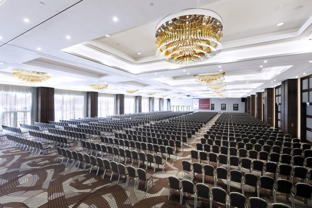 Doubletree By Hilton Hotel & Conference Centre Польша Варшава