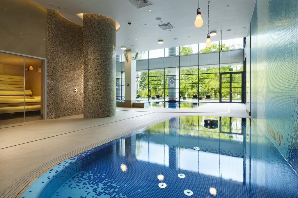 Отель Doubletree By Hilton Hotel & Conference Centre Польша Варшава