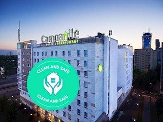 Campanile 2*, Польща, Варшава