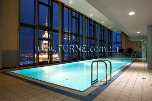 Отель Intercontinental Варшава