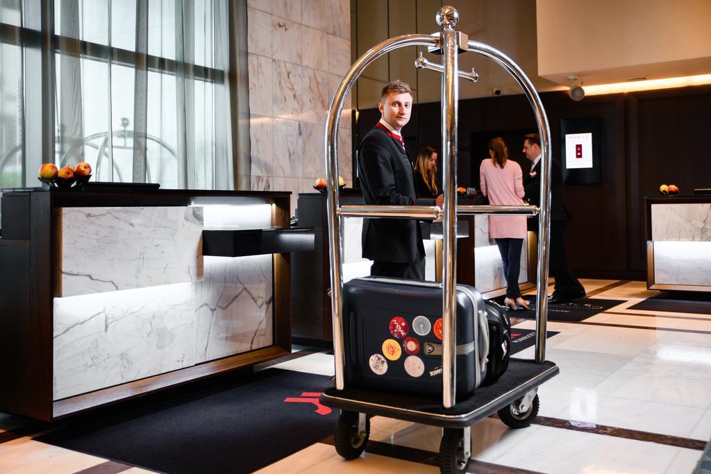 Фото Warsaw Marriott Hotel