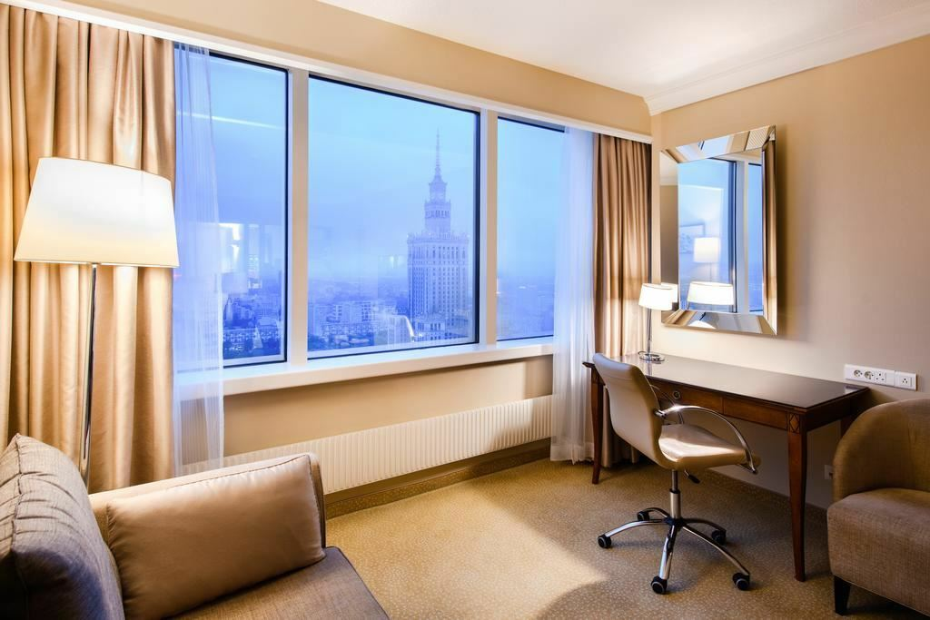 Фото Warsaw Marriott Hotel Польша Варшава