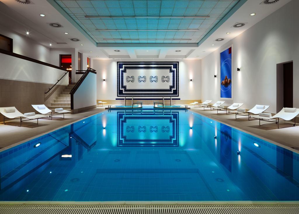Отель Warsaw Marriott Hotel Польша Варшава