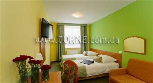Отель Hotel Galicya Величка