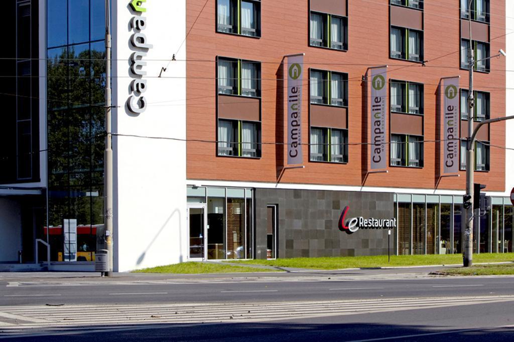 Фото Campanile Wroclaw Centrum Hotel
