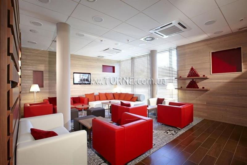 Отель Campanile Wroclaw Centrum Hotel Польша Вроцлав
