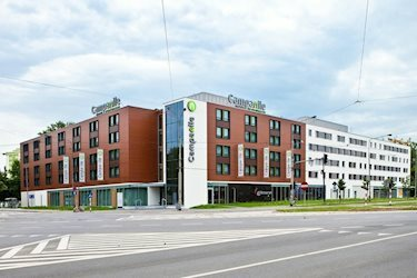 Campanile Wroclaw Centrum Hotel 3*, Польша, Вроцлав