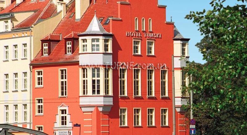 Отель Tumski Польша Вроцлав