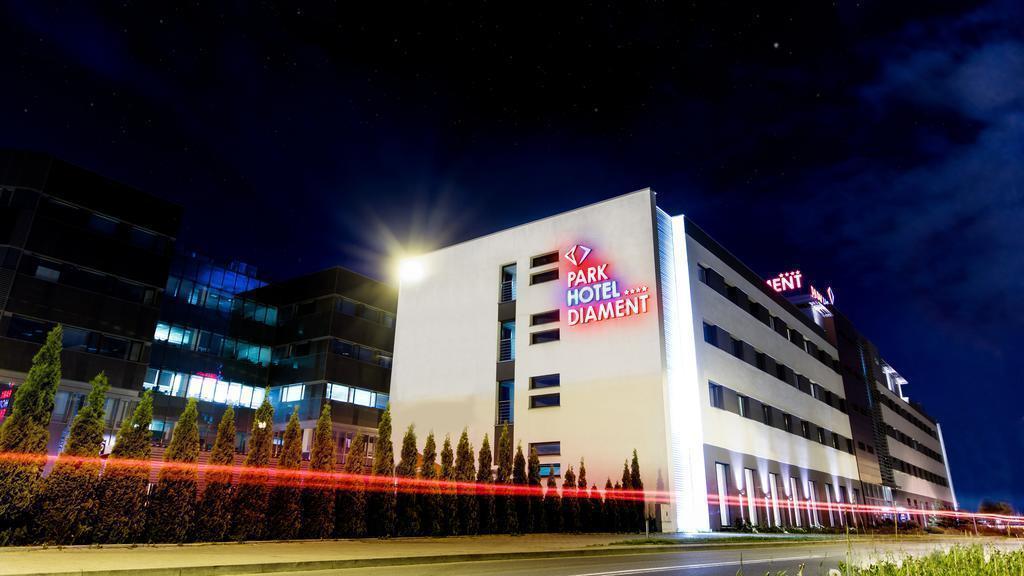 Park Hotel Diament Wroclaw Вроцлав