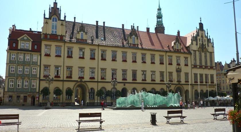 Отель Sofitel Wroclaw Old Town Польша Вроцлав