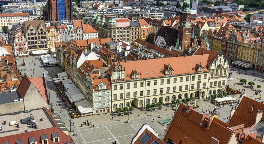 Фото Sofitel Wroclaw Old Town Вроцлав