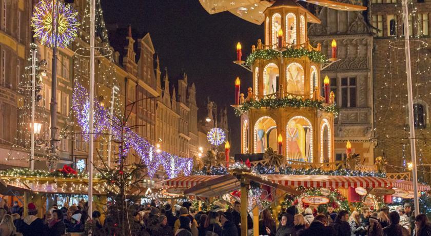 Фото Sofitel Wroclaw Old Town Польша Вроцлав