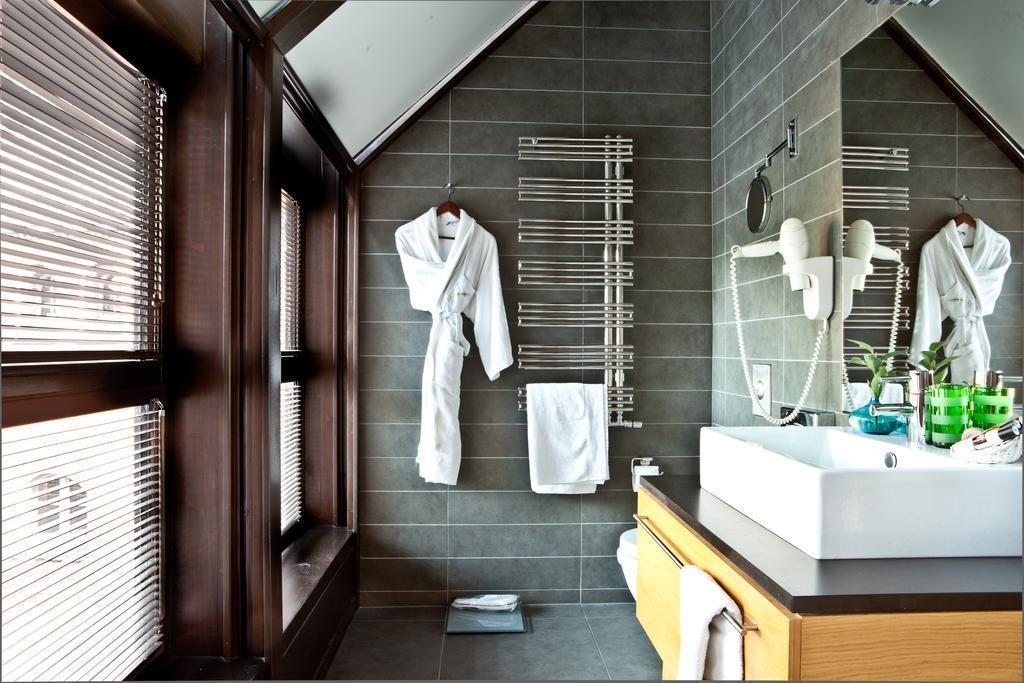 Отель The Granary La Suite Hotel Вроцлав