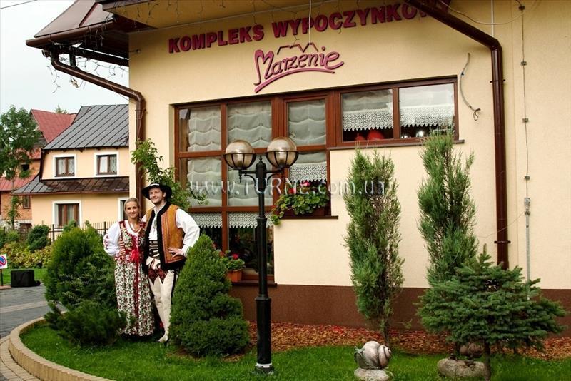 Фото Marzenie Kompleks Wypoczynkowo Rehabilitacyjny Pensjonat Apart Польша