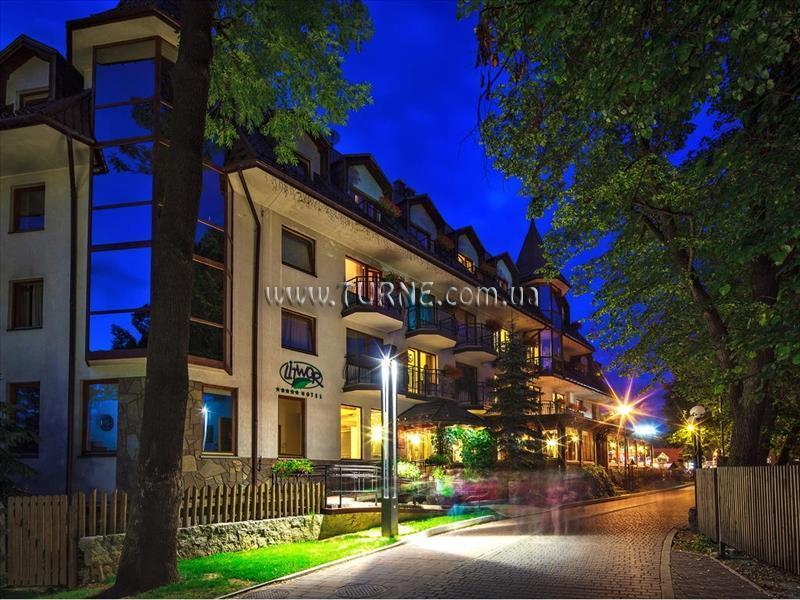 Фото Hotel Litwor Польша