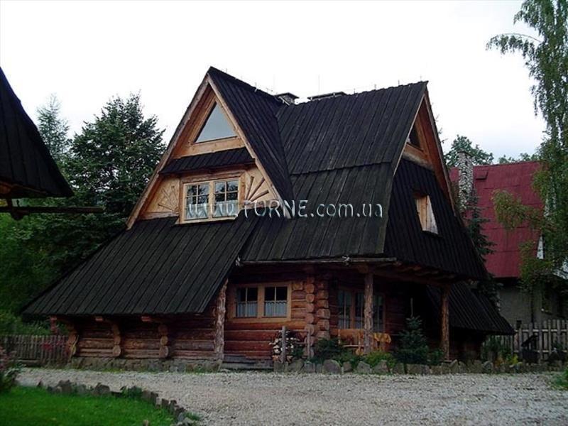 Отель Willa Bakowa Zohylina Gazdowka Польша Закопане