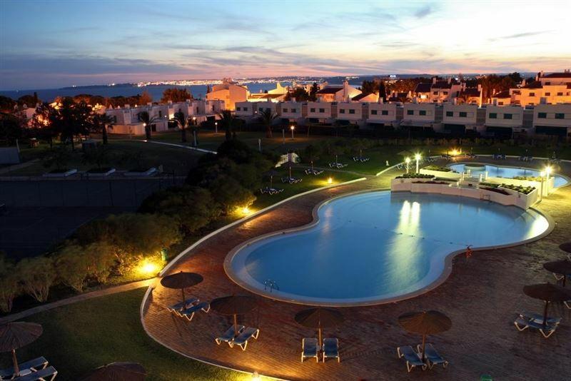 Отель Prainha Clube Алгарве