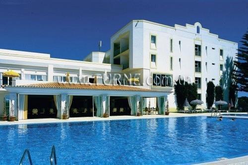 Отель Dona Filipa Алгарве