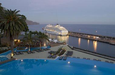 Pestana Casino Hotel 5*, Португалія, Фуншал