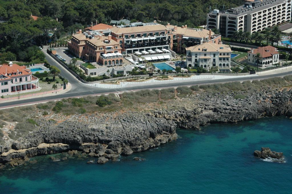 Отель Grand Real Villa Italia Португалия Кашкайш