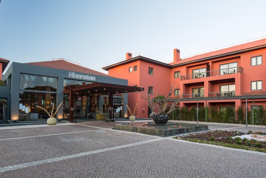 Отель Sheraton Cascais Resort Кашкайш