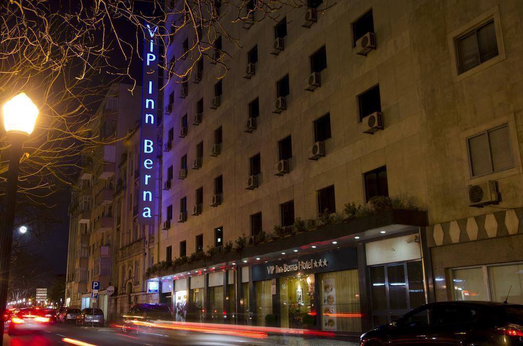 Отель Vip Berna Португалия Лиссабон