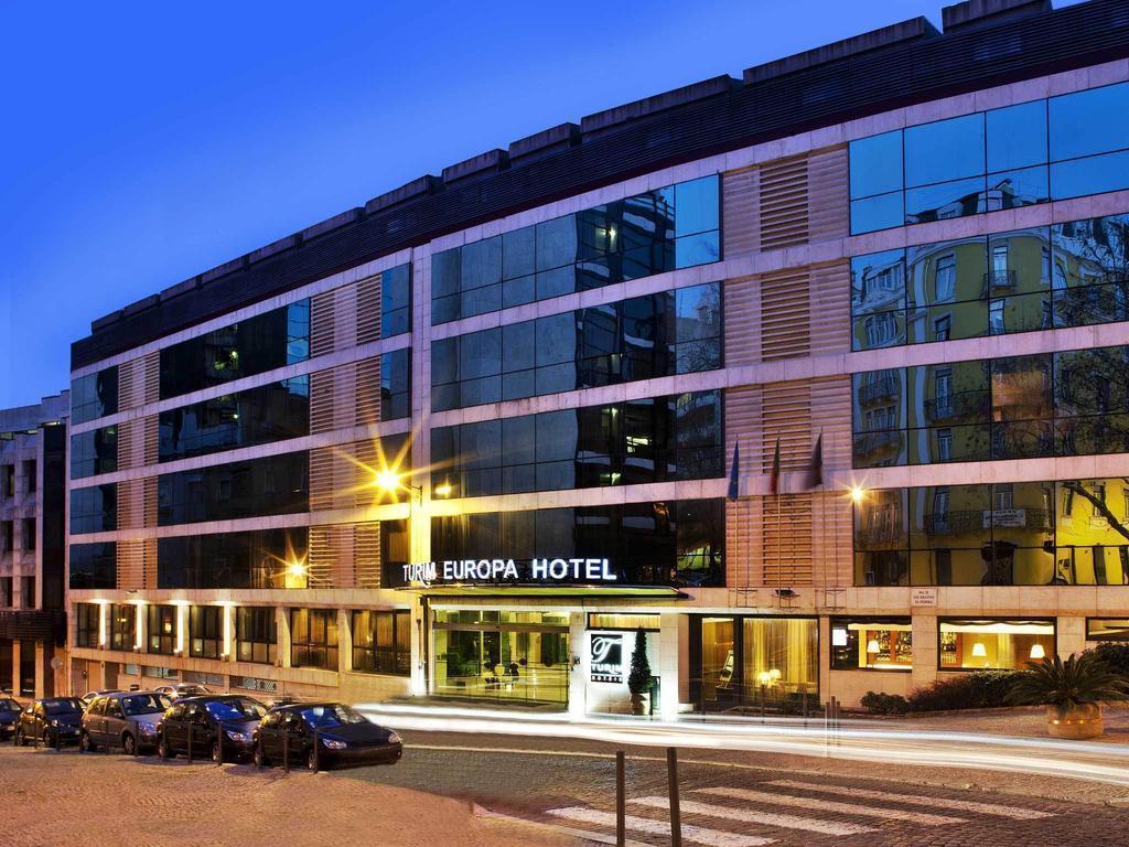 Отель Turim Europa Португалия Лиссабон