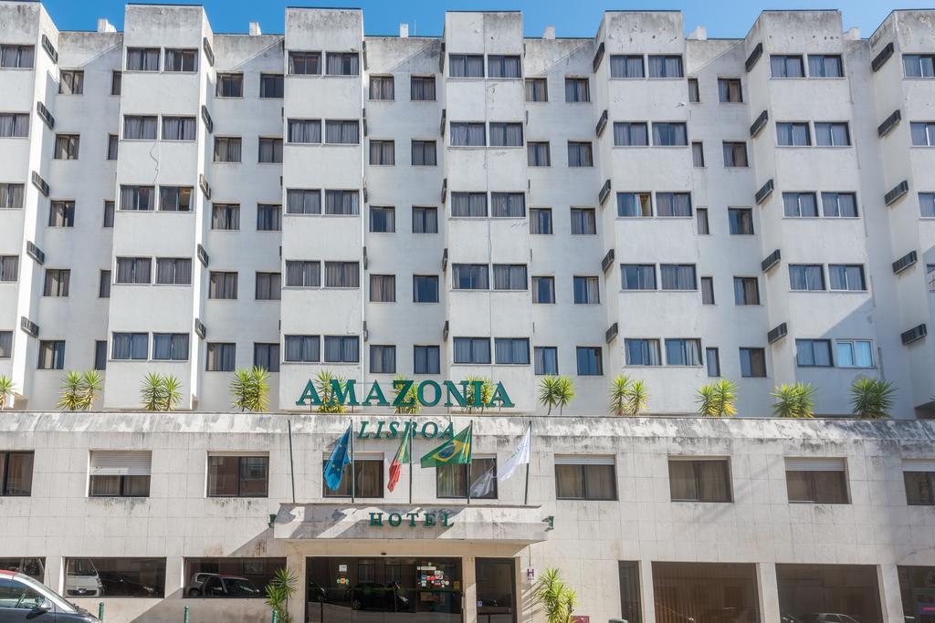 Отель Amazonia Lisboa Hotel Лиссабон
