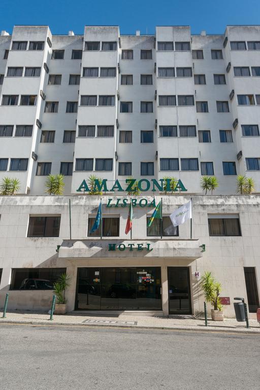 Отель Amazonia Lisboa Hotel Португалия Лиссабон
