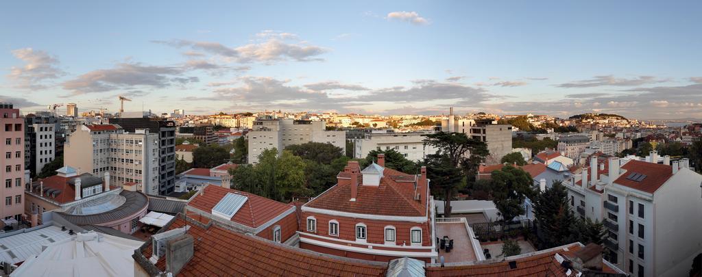 Отель Eurostars Das Letras Лиссабон