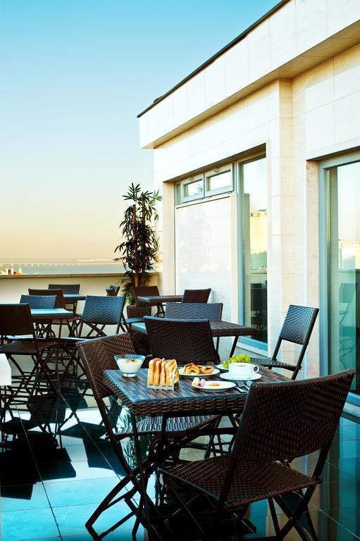 Отель Dah Dom Afonso Henriques Лиссабон